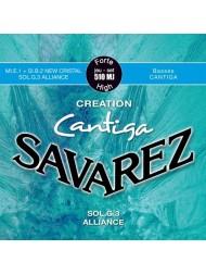 Savarez Creation Cantiga 510MJ tension forte