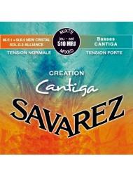 Savarez Creation Cantiga 510MRJ tension mixte