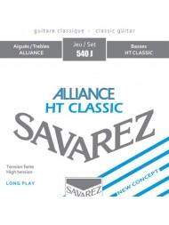 Savarez Alliance HT Classic 540J tension forte