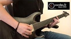 guitariste Alex On Amp