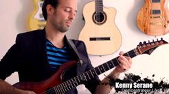 guitariste Kenny Serane